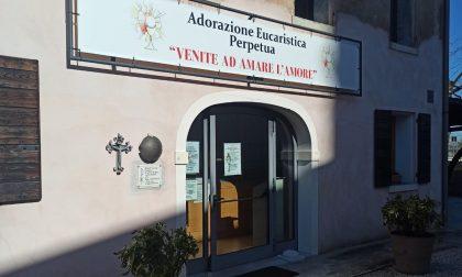Dodici anni di Adorazione eucaristica perpetua a Ciano del Montello