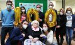 I cento anni di Tarsina festeggiati nella Casa di riposo Umberto I di Montebelluna