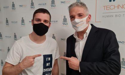 """""""I'm my dream"""": progetto social del campione europeo di boxe, Luca Rigoldi"""