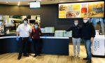 Donazione di 300 pasti caldi a settimana grazie a McDonald's e Fondazione Ronald McDonald
