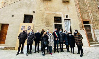 Inaugurato in Duomo l'affresco restaurato del Tiziano