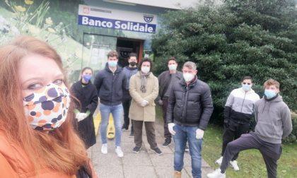 """Raccolta beni per il banco solidale """"Veneti schiacciati dalla crisi"""""""