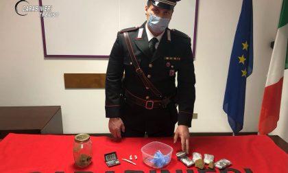 In casa nascondeva hashish e marijuana: arrestata 20enne di Caerano San Marco