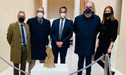 """Museo Bailo espone la donazione """"Il Pensieroso"""" di Arturo Martini"""