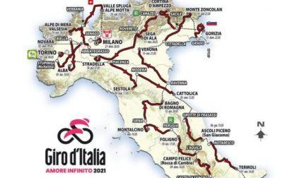 Giro d'Italia 2021 da sabato 8 maggio: tutte le tappe della corsa rosa