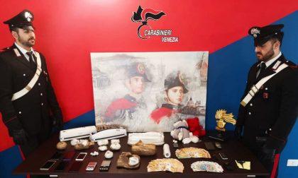 Controlli anti droga a Mogliano, albanese in manette: la cocaina nascosta nei peluche dei figli