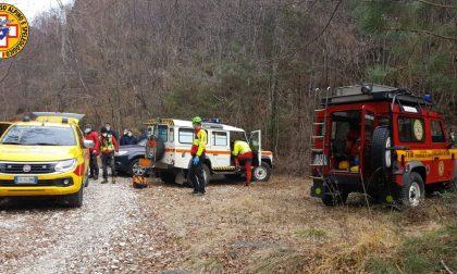 Volo di quindici metri nella scarpata: trovato morto il 64enne scomparso