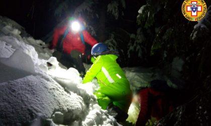 Passo Valles, padre e figlio di Casale sul Sile in difficoltà: salvati dal Soccorso alpino