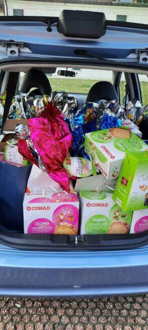 Crisi Covid fa impennare i furti di cibo e allora il supermercato... regala lui la spesa