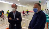 """Vax day Treviso, la sperimentazione con accesso diretto funziona. Zaia: """"Ottimi risultati"""""""