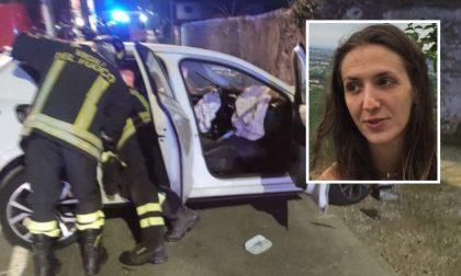 """""""Addio Stefania"""": ondata di commozione per la mamma di 39 anni morta nell'incidente"""