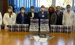 La Mandarin Knitting Tecnology dona 300 Mascherine all'ospedale di Vittorio Veneto