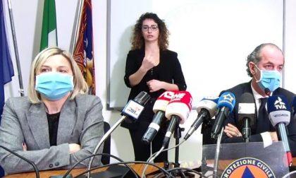 """Covid, Zaia: """"Superata soglia dei 10mila decessi in Veneto""""   +1608 positivi   Dati 9 marzo 2021"""
