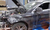 Mercedes sfasciata nell'incidente, l'odissea di una 43enne di Preganziol per essere risarcita