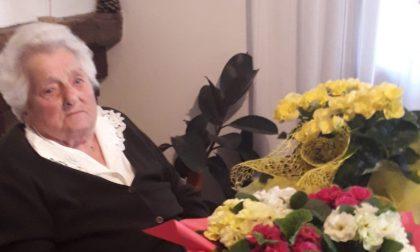 Casa Marani: la signora Palmira ha compiuto 101 anni
