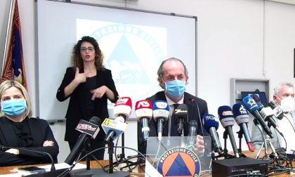 """Covid, Zaia: """"Boom di nuovi ricoveri, riattiviamo i Covid Hospital""""   +1.901 positivi   Dati 16 marzo 2021"""