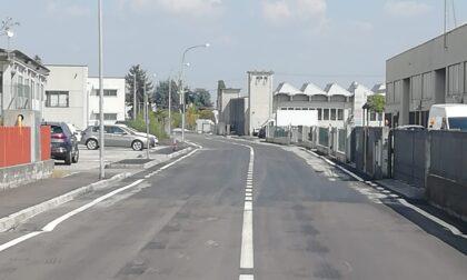 Asfaltature, marciapiedi e dissuasori: a San Zenone viabilità in sicurezza