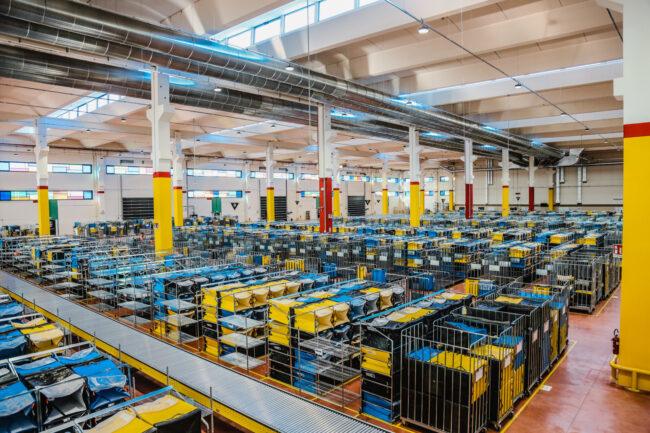 Amazon, annunciata l'apertura di due nuovi depositi di smistamento a Treviso e Riese Pio X