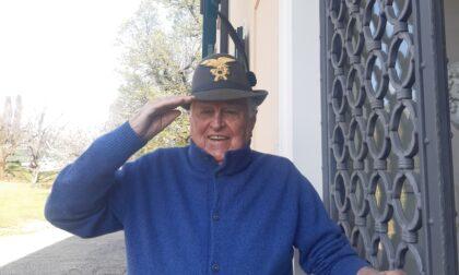 """Battista """"Titta"""" Parolin: il notaio Alpino compie 90 anni"""