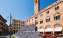 """Pannelli fotovoltaici in Piazza dei Signori, Coldiretti provoca: """"Proporremo la piantumazione"""""""