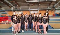 Pioggia di medaglie per le ragazze della Gymnasium Treviso