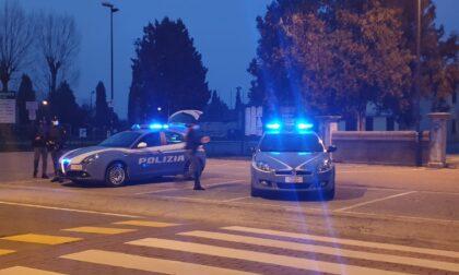 Scatta l'allarme a San Pelajo e c'è il fuggi fuggi nei campi: giovane rumeno denunciato