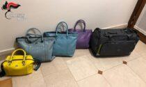 Rubano cinque borse del valore di 1500 euro, fermate tre giovani donne