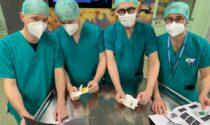 Chirurgia spalla e ginocchio, a Monastier nuova tecnica con modello 3D
