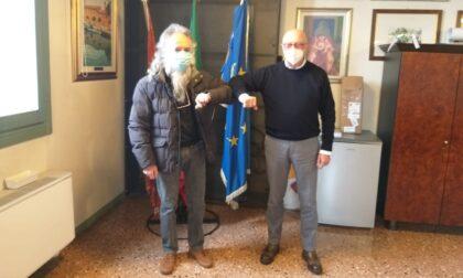 Il volontario benefattore che ha donato parte della sua liquidazione pensionistica alla Protezione civile di Montebelluna
