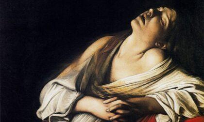 """Arriva a Possagno la """"Maddalena in estasi"""" di Caravaggio"""