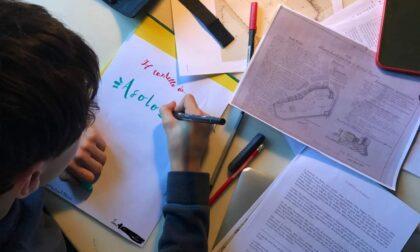 """""""Cara Asolo ti scrivo"""": il piccolo Zeno e la ricerca sul Castello di Caterina Corner"""