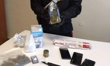 """""""Vado al centro medico"""", ma torna a casa """"imbottito"""" di droga: arrestato 25enne originario di Treviso"""