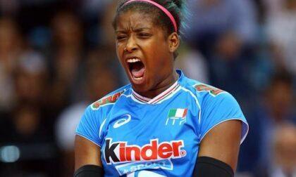 Miriam Sylla nuovo capitano della Nazionale Italiana femminile di volley