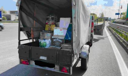 Controlli della Polstrada di Treviso: 1500 multe per eccesso di velocità e altre infrazioni