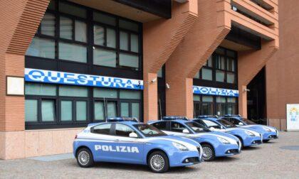 Quattro nuove autovetture per la Questura di Treviso per il controllo del territorio