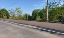 Rimesso a nuovo il muro di via Curogna, incolumità garantita per residenti e conducenti