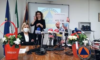 """Covid, Zaia: """"Stiamo preparando la terza vaccinazione per l'autunno""""   +242 positivi   Dati 27 maggio 2021"""