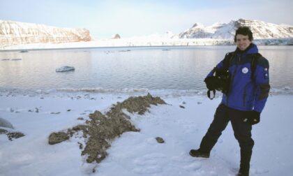 «Asolo chiama Artico». Incontro a distanza con l'asolano Matteo Feltracco, scienziato del CNR