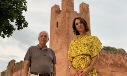 "Castelfranco Veneto scenario da favola per un ""Matrimonio a sorpresa"""