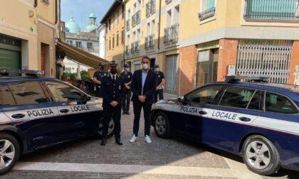 Due nuovi mezzi per la Polizia locale di Treviso