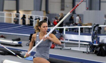 Record personale nel salto con l'asta per la trevigiana Virginia Scardanzan