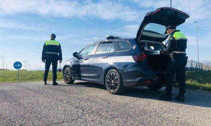 Veicolo bulgaro con documenti contraffatti bloccato dalla Polizia locale di Castelfranco