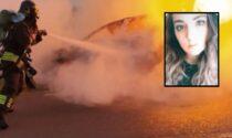 Elisa morta a 19 anni carbonizzata nell'auto: il dramma di Altivole