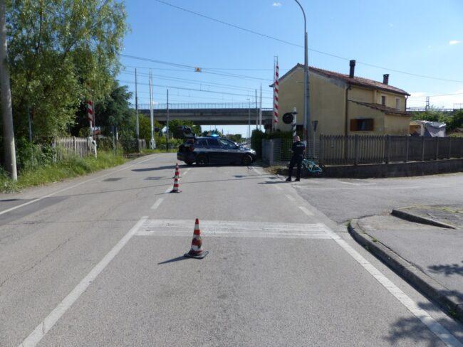 """Ciclista investito a Castelfranco, appello al pirata: """"Presentati spontaneamente e confessa"""""""