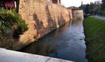 Le mura di Treviso saranno diserbate con i droni e usando l'acido acetico