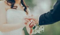 """Matrimoni in zona bianca, gli operatori del settore chiedono il """"green pass"""""""