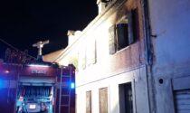 Incendio nella notte a Crespano del Grappa: in fiamme un'abitazione