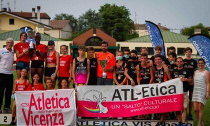 Atl-Etica San Vendemiano, un oro che profuma di storia