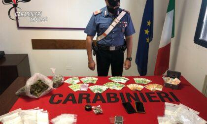 Montebelluna, due arresti per droga e resistenza a pubblico ufficiale