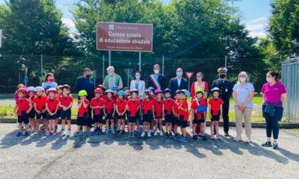 Intitolato a Gianni Di Chiara il campo di educazione stradale